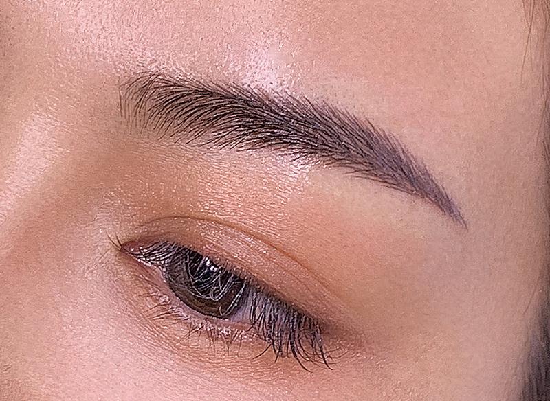 油性皮肤做眉毛,更好更快上色留色的操作流程