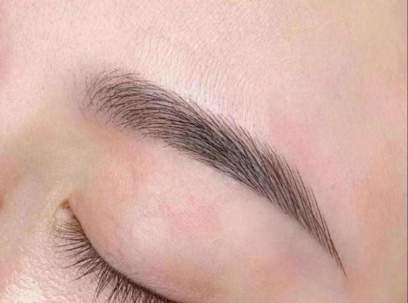 纹一对线条眉的最快时间,是20分钟!你做得到吗?分享技巧来了!