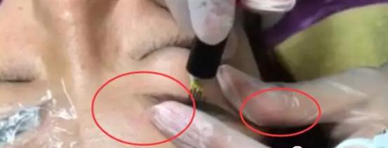 纹眉不上色原因,纹眉上色慢是什么原因,怎么能让刚刚纹的眉不上色